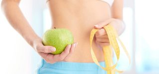 diet for slimming the sides of the